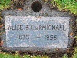 Alice B. Carmichael