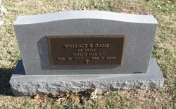 Wallace R Dame