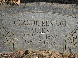 Claude Reneau Allen