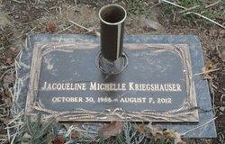 Jacqueline Michelle Kriegshauser