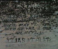 Esther Hettie <i>Fisher</i> Kehler