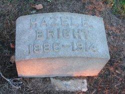 Hazel Edna <i>Mayer</i> Bright