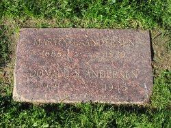 Donald S Andersen