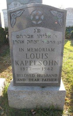 Louis Kapelsohn
