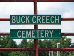 Buck Creech Cemetery