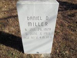 Daniel D Miller