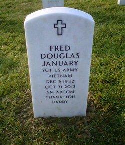 Fred Douglas January