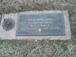 Evie Mae <i>Jordan</i> Asa
