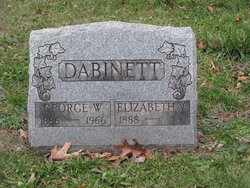 George William Dabinett