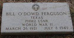 Bill O'Dowd Ferguson
