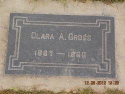 Clara A <i>Manville</i> Gross