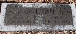 Jessie Olive McLean