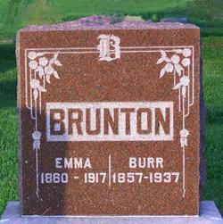 Burress W. Burr Brunton