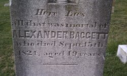 Aleander Baggett