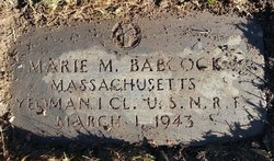 Marie <i>Montague</i> Babcock