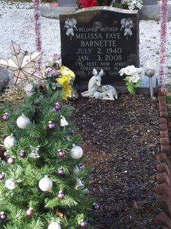 Melissa Faye Barnette