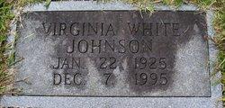 Virginia <i>White</i> Johnson