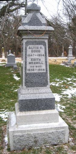 Mary Edith <i>Merrill</i> Dodd