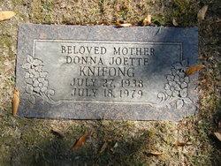 Donna Joette <i>Stockman</i> Knifong