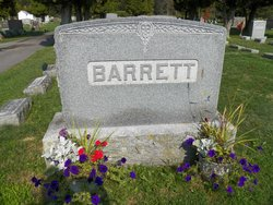 Mary <i>Wells</i> Barrett