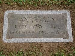 Ida Helen <i>Boisvert</i> Anderson