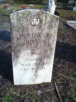 McKinley Ken Burch