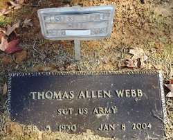 Thomas Allen Webb