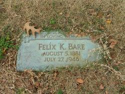 Felix K. Bare