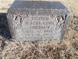 Bertha Ethel Awbrey