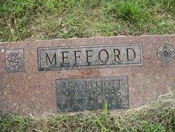 Asa Elliott Mefford