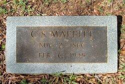 Ciscero Stuart Maffitt