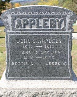 Jesse Warren Appleby