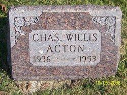 Charles Willis Acton