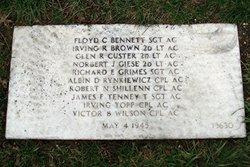 Sgt Floyd Collins Bennett