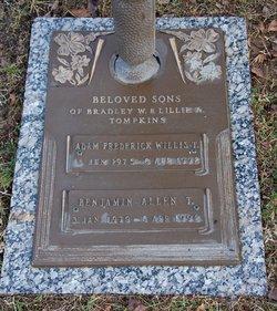 Adam Frederick Willis Tompkins