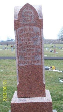 Ida <i>Morgan</i> Stevenson