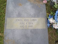 Jewel Ray Libby