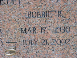 Alice Faye Bobbie <i>RouLaine</i> Betty