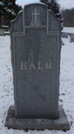 Marie Mamie <i>Groner</i> Halm