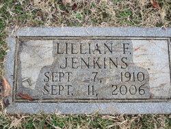Lillian Frances <i>Lillard</i> Jenkins
