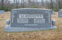 Mary Victoria Vicky <i>Jones</i> Scroggins