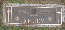 Harold Clingman Rhudy