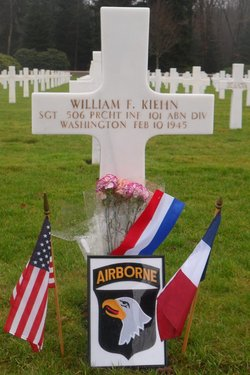 Sgt William F Kiehn