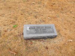 Lulie Estelle <i>Fields</i> Bush