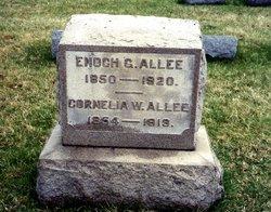 Cornelia <i>Walker</i> Allee