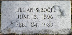 Lillian <i>Speight</i> Roofe