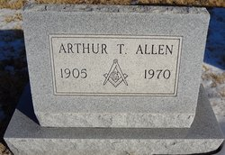 Arthur T Allen
