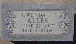 Gwenda Floy <i>Kees</i> Allen