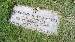 Raymond A. Arsenault
