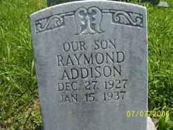 Raymond Addison